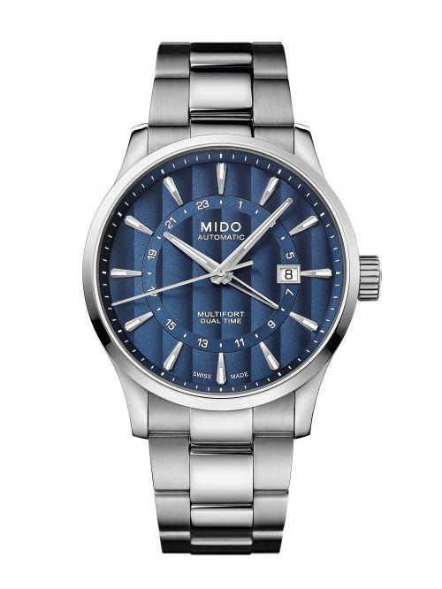 שעון MIDO סדרה MULTIFORT דגם M0384291104100