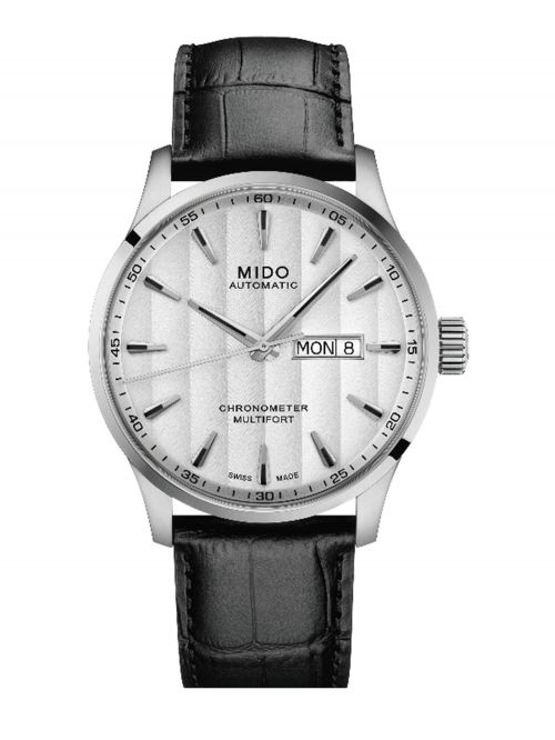 שעון MIDO סדרה MULTIFORT דגם M0384311603100
