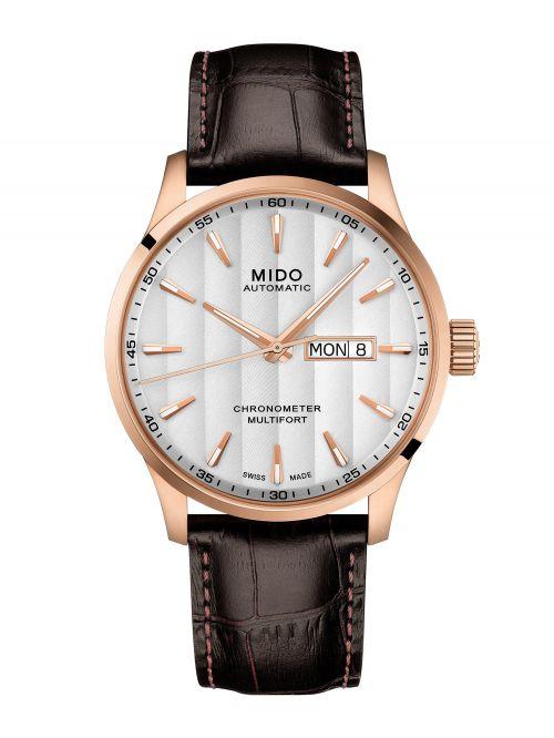 שעון MIDO סדרה MULTIFORT דגם M0384313603100
