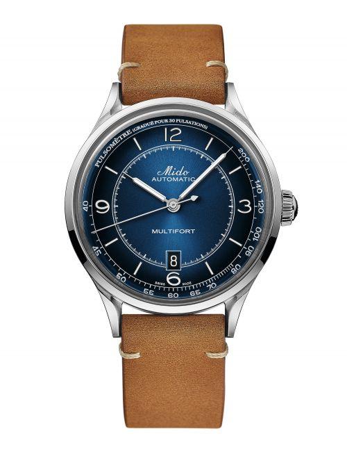 שעון MIDO סדרה MULTIFORT דגם M0404071604000