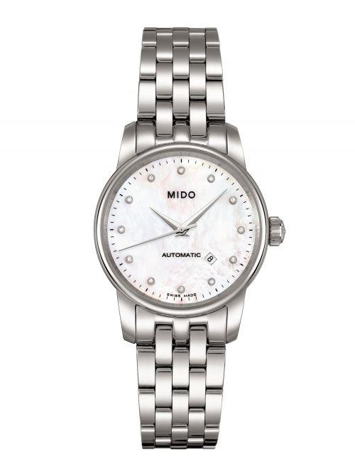 שעון MIDO סדרה BARONCELLI דגם M76004691