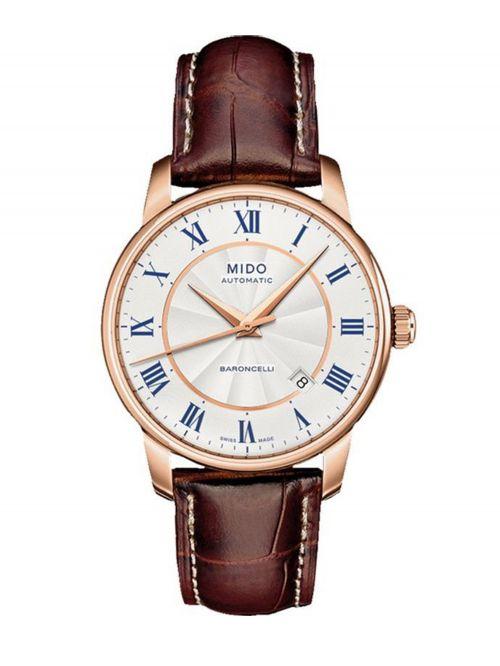 שעון MIDO סדרה BARONCELLI דגם M86002218