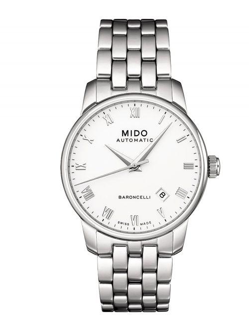 שעון MIDO סדרה BARONCELLI דגם M86004261