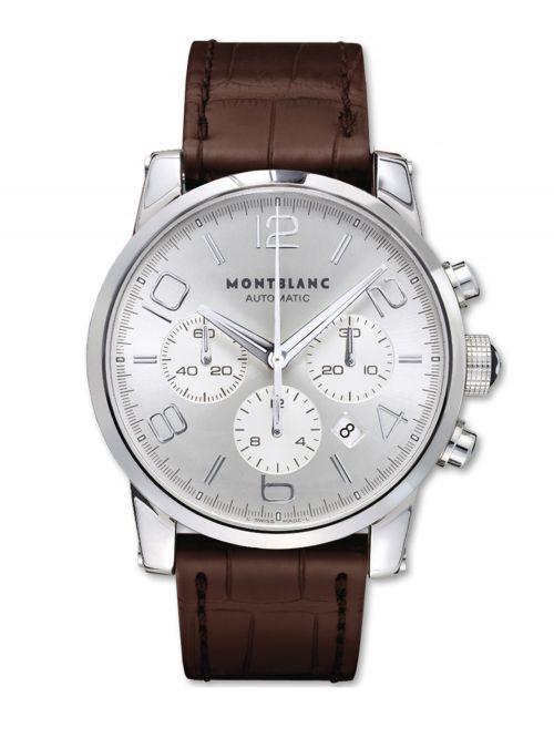 שעון MONTBLANC סדרה TIMEWALKER דגם 09671