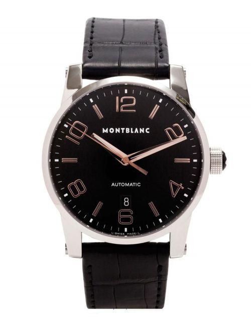 שעון MONTBLANC סדרה TIMEWALKER דגם 101551
