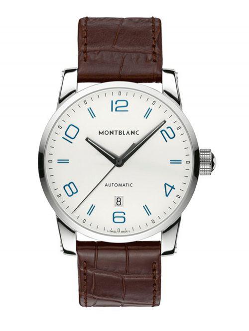 שעון MONTBLANC סדרה TIMEWALKER דגם 110338