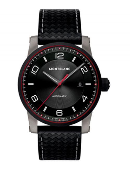 שעון MONTBLANC סדרה TIMEWALKER דגם 115079