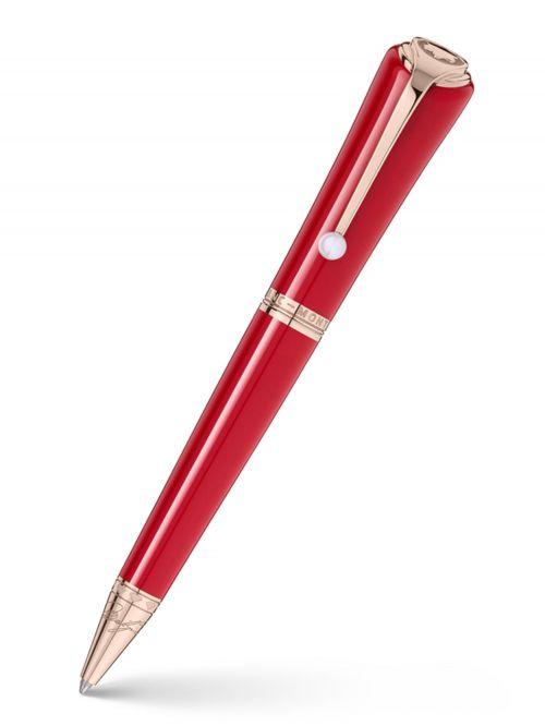 עט כדורי MONTBLANC סדרה MARILYN MONROE דגם 116068