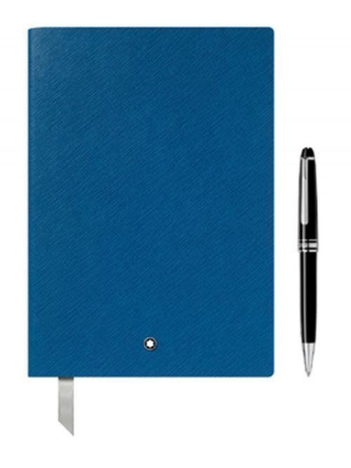 מארז עט + מחברת MONTBLANC סדרה MEISTERSTUCK דגם 118961