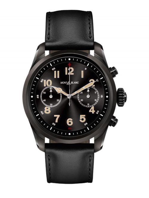 שעון חכם MONTBLANC סדרה SUMMIT2 דגם 119438