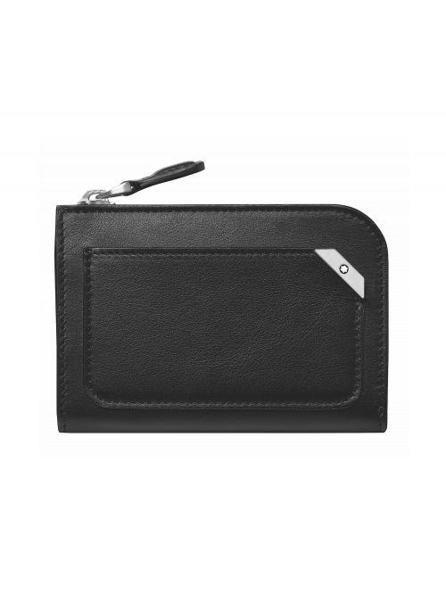 נרתיק כרטיסי אשראי MONTBLANC סדרה MEISTERSTUCK דגם 124101