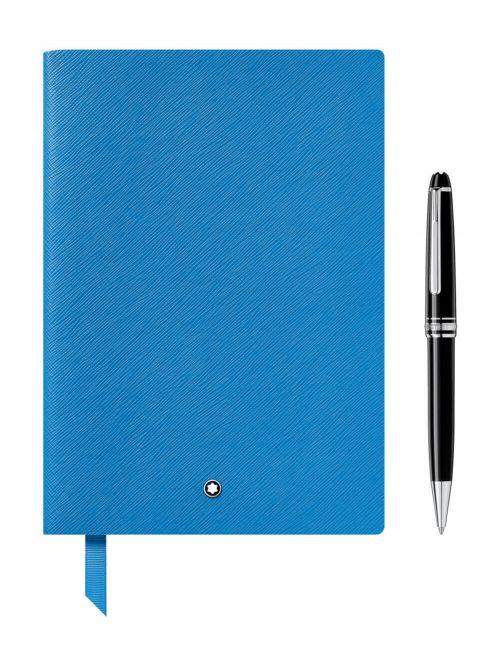 סט עט כדורי + מחברת MONTBLANC דגם 124172
