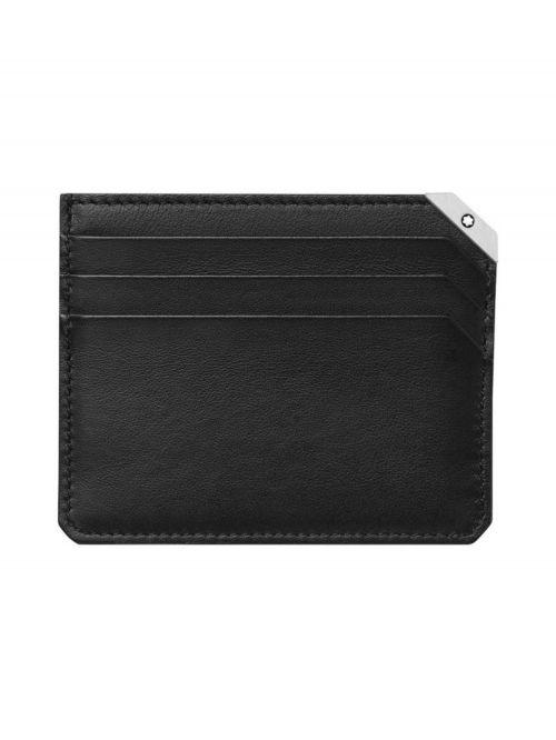 נרתיק כרטיסי אשראי MONTBLANC סדרה MEISTERSTUCK דגם 124176