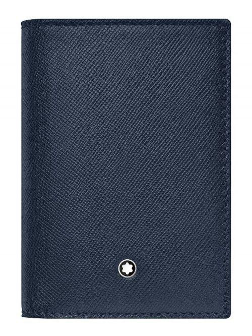 נרתיק כרטיסי אשראי MONTBLANC סדרה SARTORIAL דגם 128590