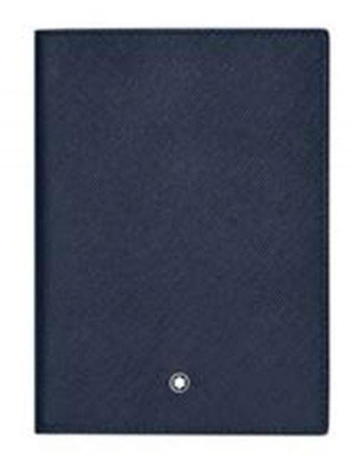 כיסוי לדרכון MONTBLANC סדרה SARTORIAL דגם 128598