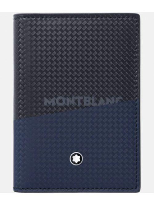 נרתיק כרטיסי אשראי MONTBLANC סדרה EXTREME דגם 128615