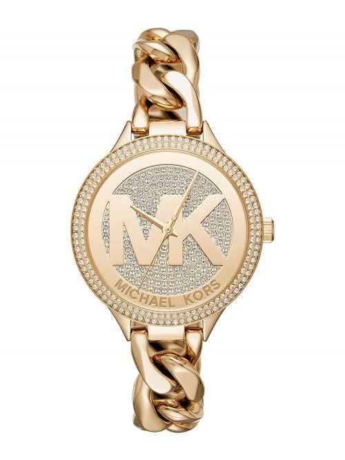 שעון יד נשים MICHAEL KORS זהב דגם MK3474