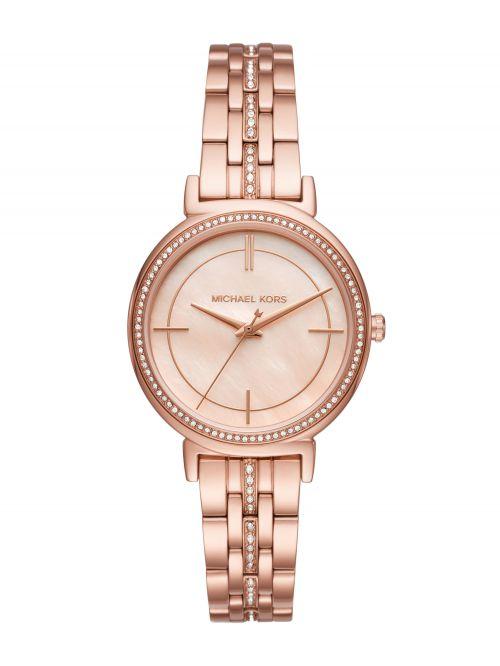 שעון יד MICHAEL KORS קולקציית CINTHIA דגם MK3643