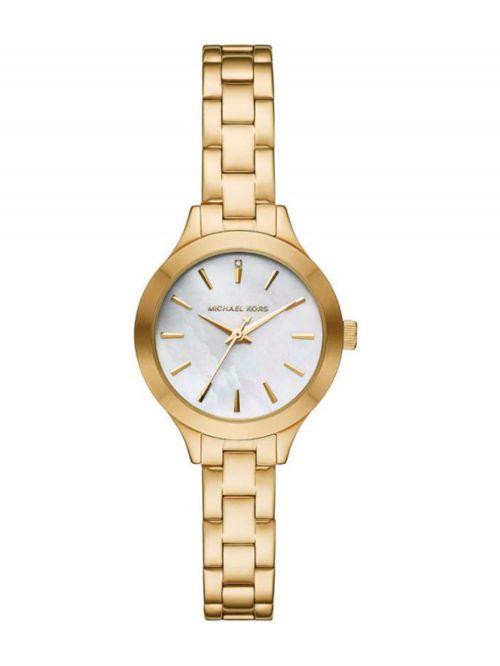 שעון יד נשים MICHAEL KORS זהב דגם MK3871