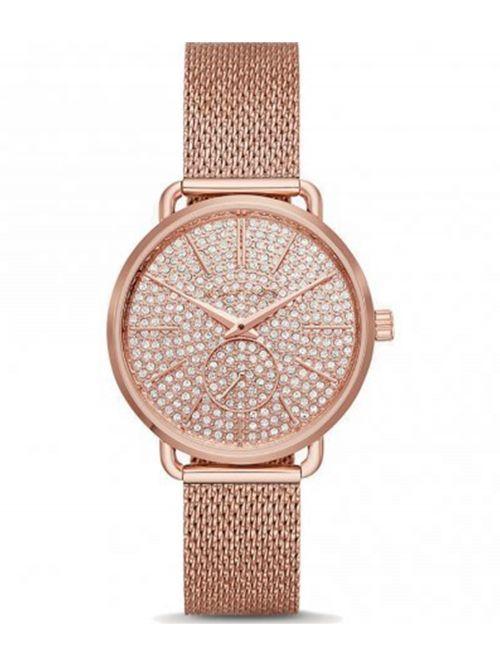 שעון יד נשים MICHAEL KORS רוז גולד דגם MK3878