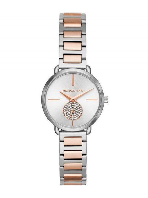 שעון יד MICHAEL KORS לאישה עם רצועת מתכת MK4453