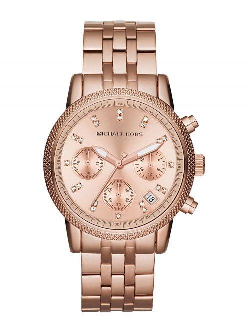שעון יד נשים MICHAEL KORS רוז גולד דגם MK6077