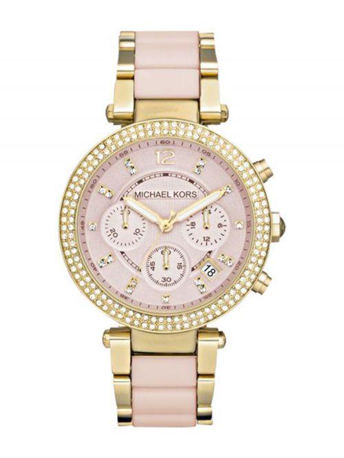 שעון יד Michael Kors לאישה רצועת מתכת דגם MK6326