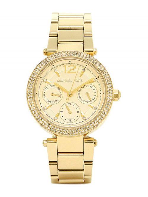 שעון יד נשים MICHAEL KORS זהב דגם MK6351