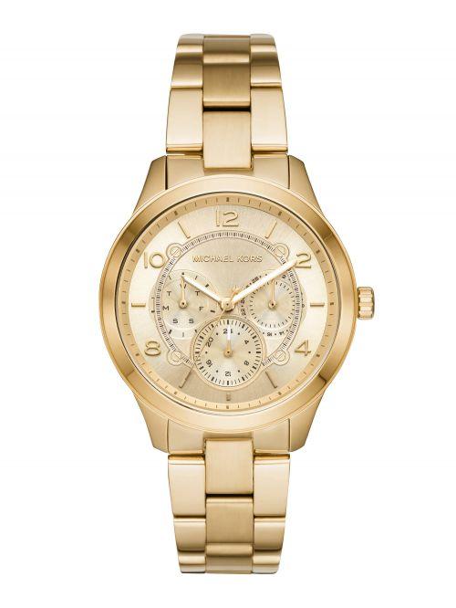 שעון יד MICHAEL KORS לאישה קולקציית RUNWAY דגם MK6588