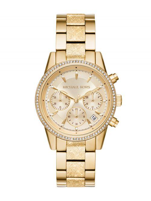 שעון יד MICHAEL KORS לאישה קולקציית JETSET דגם MK6597
