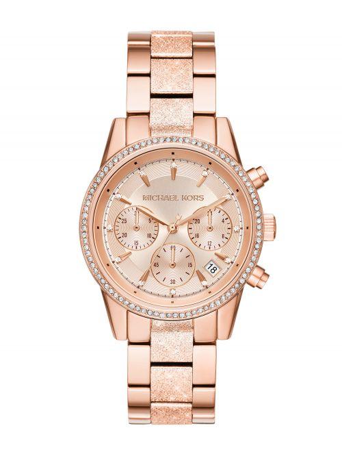 שעון יד MICHAEL KORS לאישה קולקציית RITZ דגם MK6598