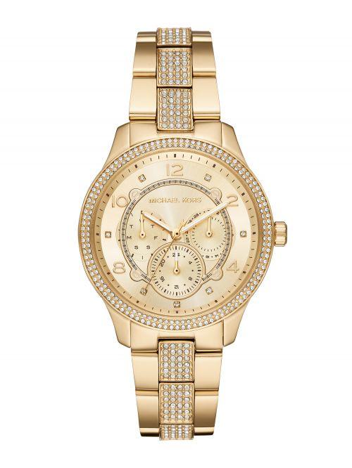 שעון יד MICHAEL KORS לאישה קולקציית RUNWAY דגם MK6613