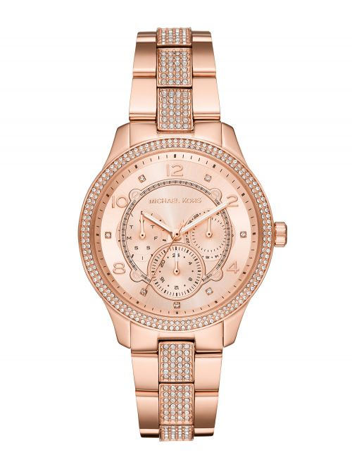 שעון יד MICHAEL KORS לאישה קולקציית RUNWAY דגם MK6614