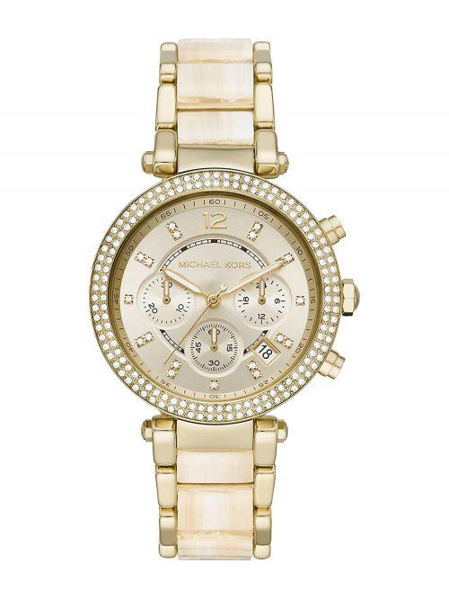 שעון יד MICHAEL KORS לאישה  זהב דגם MK6831