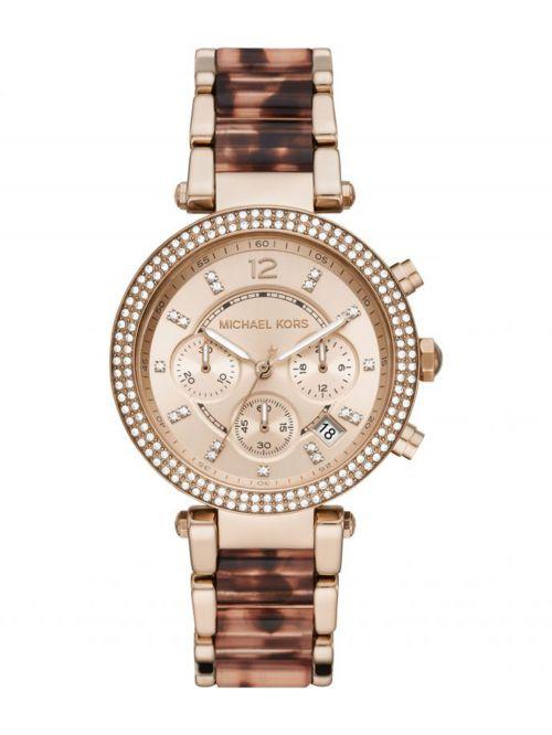 שעון יד MICHAEL KORS כרונוגרף לאישה דגם MK6832