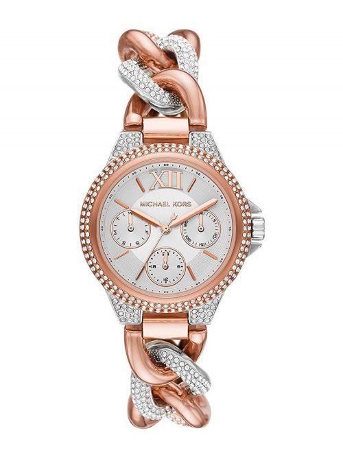 שעון יד MICHAEL KORS לאישה עם רצועת מתכת MK6843