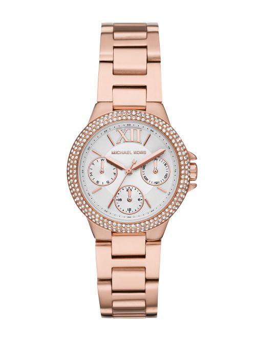שעון יד MICHAEL KORS לאישה קולקציית CAMILLE דגם MK6845