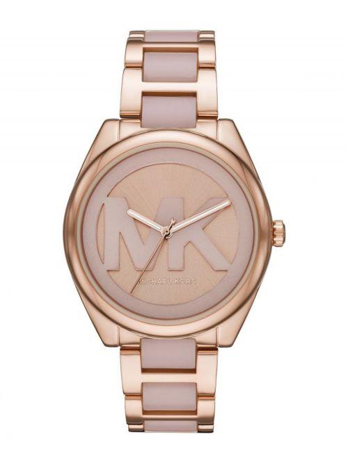 שעון יד נשים MICHAEL KORS רוז גולד דגם MK7135