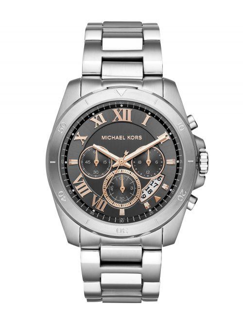 שעון יד MICHAEL KORS לגבר עם רצועת מתכת דגם MK8609