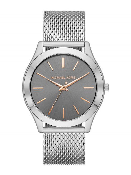 שעון יד MICHAEL KORS כסוף דגם MK8656
