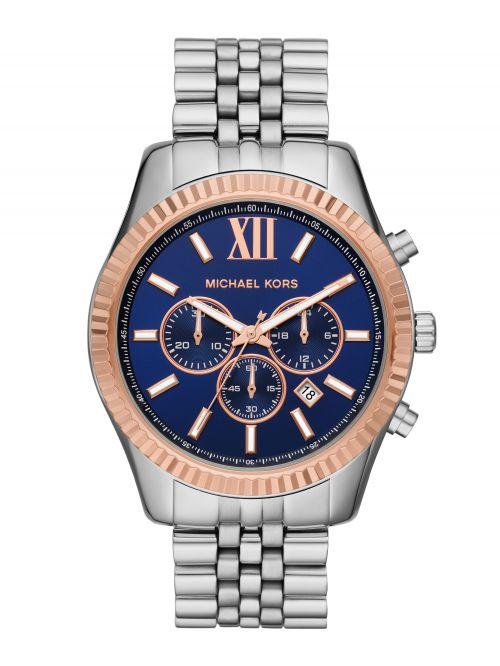 שעון יד MICHAEL KORS לגבר קולקציית LEXINGTON דגם MK8689