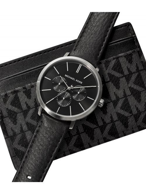 סט שעון וארנק MICHAEL KORS לגבר דגם MK8833