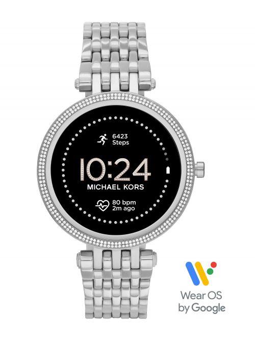 שעון חכם לאישה MICHAEL KORS דור 5E קולקציית DARCI דגם MKT5126