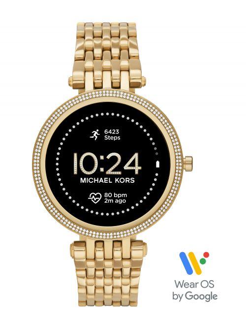 שעון חכם לאישה MICHAEL KORS דור 5E קולקציית DARCI דגם MKT5127