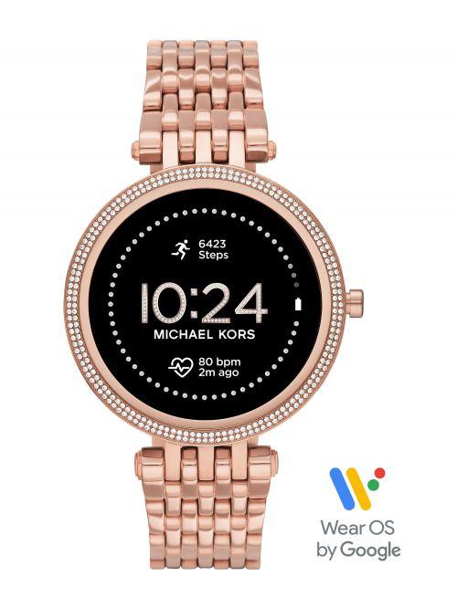 שעון חכם לאישה MICHAEL KORS דור 5E קולקציית DARCI דגם MKT5128