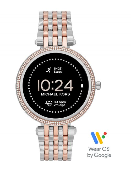 שעון חכם לאישה MICHAEL KORS דור 5E קולקציית DARCI דגם MKT5129