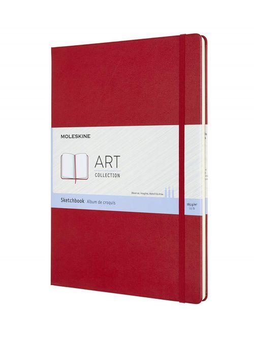 מחברת ציור A4 מבית MOLESKIN עם 96 דפים