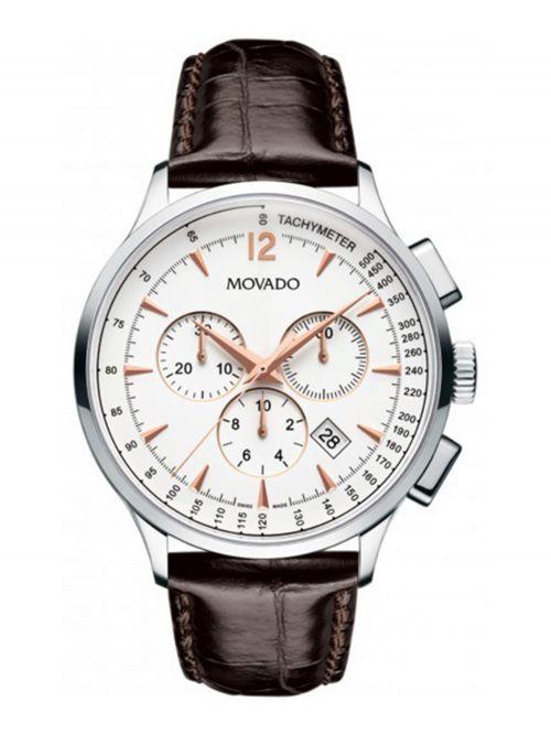 שעון MOVADO סדרה CIRCA דגם 0606576