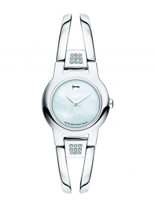 שעון יד MOVADO לאישה קולקציית AMOROSA דגם 0606617