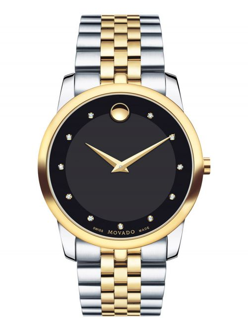 שעון MOVADO סדרה MUSEUM CLASSIC דגם 0606879